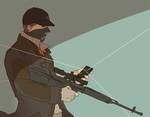 watch dogs by poorbird