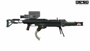 LASER RIFLE by HYDROGEARS