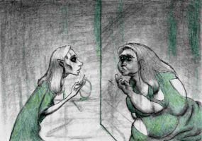 Anorexia by rodkaromanovich