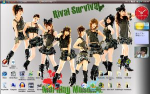 Morning Musume Rival Survival by AznNamiChan