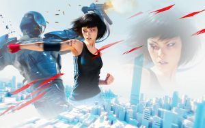 Mirror's Edge wallpapers by cicciobello