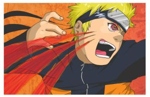 Naruto by TeegKetchen
