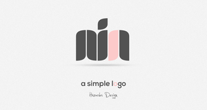 Naima Simple Logo by HAZARDOS