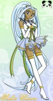Edit - Sailor Charon - Myu by whispering-shadow