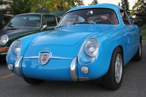 A Classic Abarth by KyleAndTheClassics