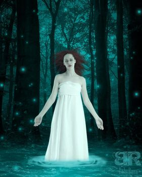 Lady Of The Swamp by BabyRuca