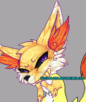 Pokemon Fox Pixel Thing WIP Join.ME by NotDamien