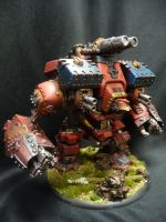 Conquest For Khador by Solav