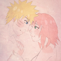 NaruSaku - Gaze by Kirabook