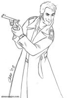 Jack Harkness by aimeekitty
