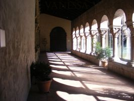 Cloister by SeizeTheDay0x