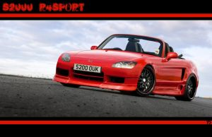 Honda S2000 R4Sport by TTS by TeofiloDesign