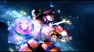 Captain Capcom by xElegancex