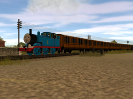 RWS Coaches? by TheDirtyTrain1