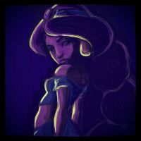 Jasmine ~ Arabian Nights by GHDrisdale