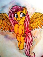 Fluttershy Wings 2 by Tomek2289
