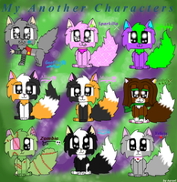 My Another Characters vol.1 by AgraelLPS