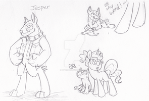 Jasper Sketchers by PitterPaint