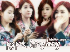 PNG Pack #03 - Tiffany Hwang by Leelinhhhh
