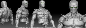 ...to Hell and Back to Zbrush 4 by asgard-knight