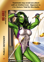 She-Hulk Special - Public Defender by overpower-3rd