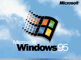 Windows 95A Bootscreen for XP by Windows-0