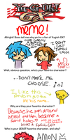 GX MEME -FROWNY FACE- by ryokage