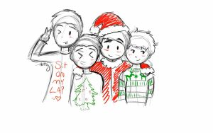 festive All Time Low by wecanmakeforever