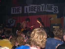 The Libertines by glyce