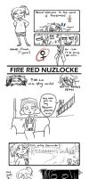 Fire Red Nuzlocke 1 by french-teapot