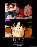 DBZ demotivational by foxfanforever