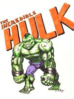 Incredible Hulk by mikey-c