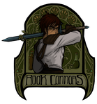 *Rook Connors* by aducknamedhope