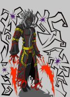 Xemnas's New Heartless by CYBERSLADE666