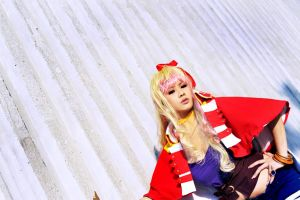 Sheryl Nome : Lion : 01 by Jesuke