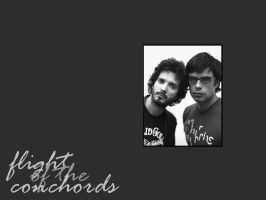 Flight of the Conchords bg2 by cuppybunny
