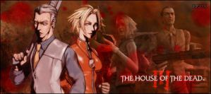 The house of The dead 3 sign by NefariousFusion