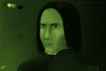 Palette Challenge - Severus Snape nro 97 by Cicide76536