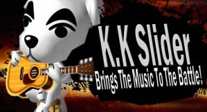 K.K Slider SSB4 Request by Elemental-Aura