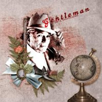 Be a Gentleman by Rollinchen