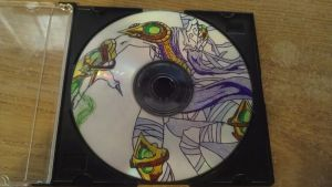 Protoss CD by CalleStar