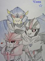 TFP: 'Cons by BlueFire795