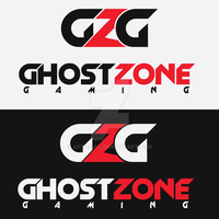 Ghost Zone Gaming Logo by MartynTranter