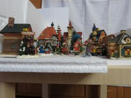 Christmas Village by mrscats