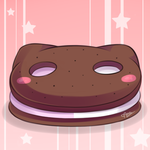 [Comission] Cookie cat by AuraBelmont