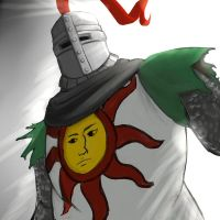 Solaire the SunBro by KindCoffee