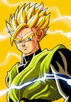 Gohan Second Level 2 by Sersiso