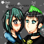 TDI: Duncan + Gwen by tomocha