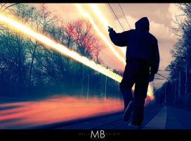 Color Your Life: Train. by MellyBaldin