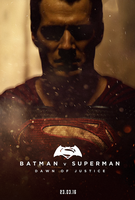 Superman Poster by MessyPandas
